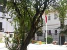 Selanik'te Türk Konsolosluğuna saldırı