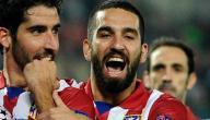 Arda'lı Atletico, Deportivo'yu yıktı