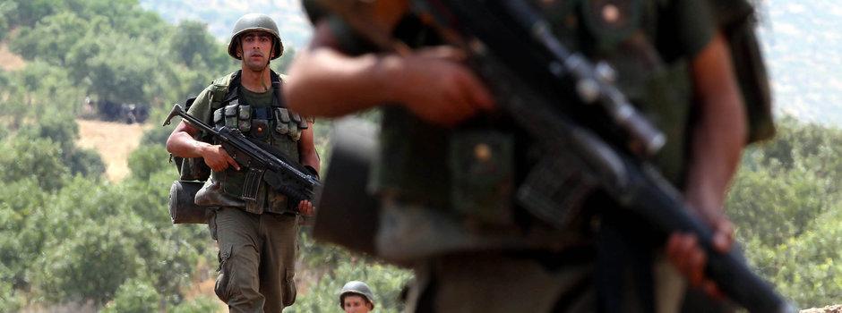 Ceylanpınar'da nöbet tutan askerlere saldırı: 3 şehit