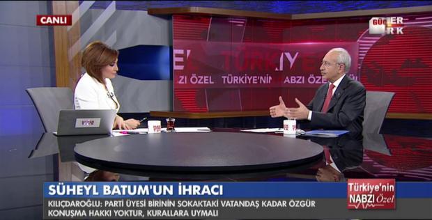 Kılıçdaroğlu: Çocuklarım sigortalı çalıştı