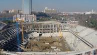 Beşiktaş'ın Vodafona Arena Stadı mühürlendi