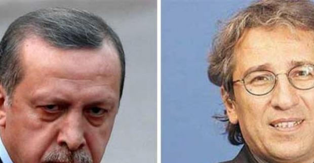 Cumhurbaşkanı Erdoğan, Can Dündar hakkında suç duyurusunda bulundu